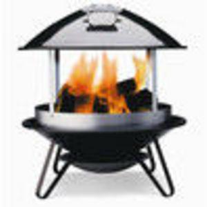 Weber Wood Burning Firebowl Grill