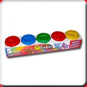 Cra-Z-Art  Softee Dough Super Soft Modeling Compound Play Set