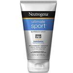 Neutrogena Ultimate Sport Sunblock Lotion SPF 70+