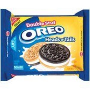 Oreo - Double Stuf Heads or Tails Cookies