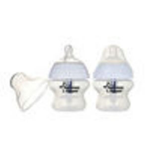 Tommee Tippee 2-Pack Closer to Nature Sensitive Tummy Bottle 5 oz.