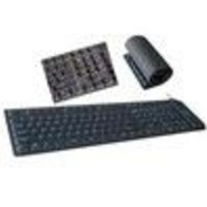 Adesso 109 Flexible BLK Keyboard (Input Devices) (AAC4001AKB230)