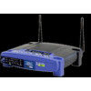 Linksys Router Spy Cam