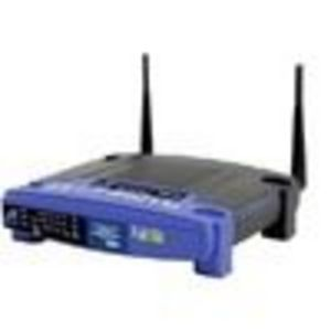 Linksys Router High Resolution Nanny Camera