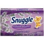 Snuggle Exhilarations White Lavender & Sandalwood Dryer Sheets