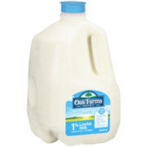 Oak Farms Dairy 1% Lowfat Milk