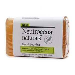Neutrogena Naturals Face & Body Bar