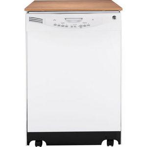 GE Portable Dishwasher GLC4400RWW
