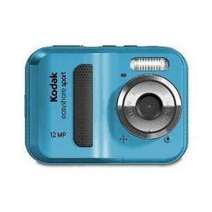 Kodak - EasyShare Sport C123 Digital Camera