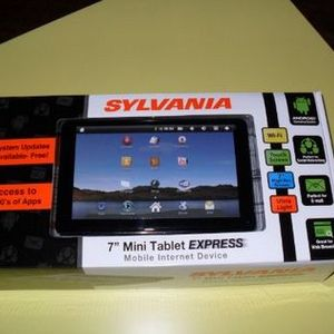 Sylvania 7-inch Mini Tablet Express