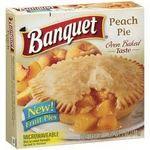 Banquet Peach Pie