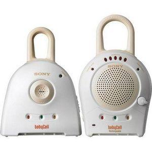 Sony BabyCall 900 MHz Nursery Monitor