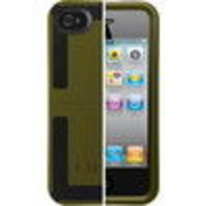 OtterBox Reflex-Series Case for iPhone 4 (Green/Black)