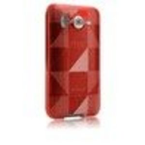 Case-Mate HTC Inspire 4G Gelli Case, color=Red