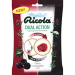 Ricola Dual Action Cherry Cough Drops