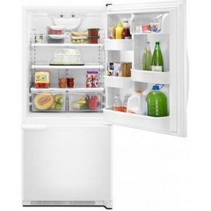 Amana Bottom-Freezer Refrigerator ABB2221WEB