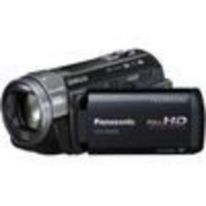 Panasonic HDC-SD800 High Definition Flash Media, Hard Drive, AVC, AVCHD Camcorder