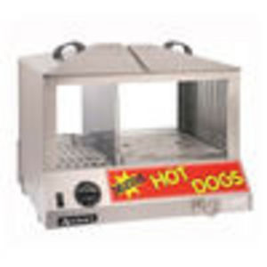 Adcraft Commercial Hot Dog Steamer HDS-1000W