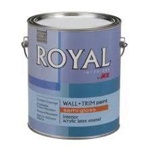 Ace Royal Interiors Semi-Gloss