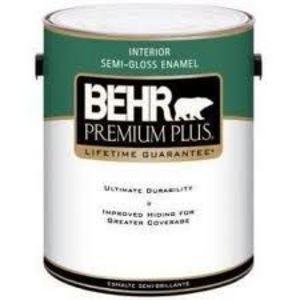 Behr Premium Plus Semi-Gloss Enamel