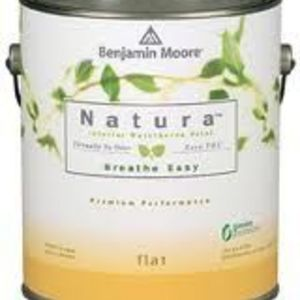 Benjamin Moore Natura Flat