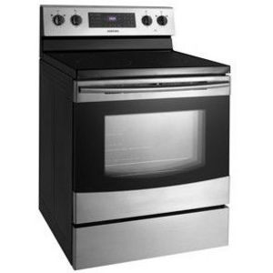 Samsung Self-Cleaning Freestanding Electric Range FER300SX