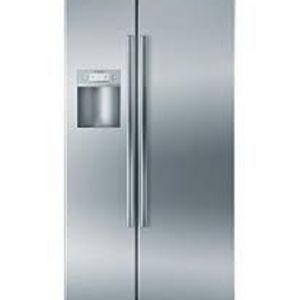 Bosch Linea 800 Side-by-Side Refrigerator B22CS80SNS