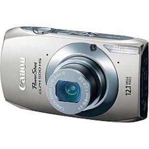 Canon - PowerShot Elph 500 HS Digital Camera