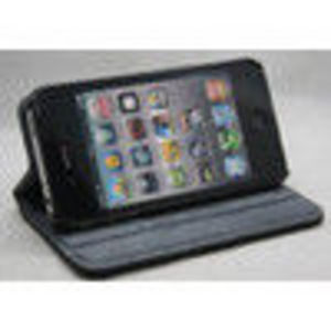 Iphone 4 Leather Case Perfect To Play Game Att Verizon