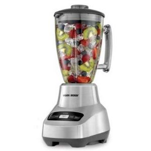 Black & Decker 4-Speed Die-Cast Blender