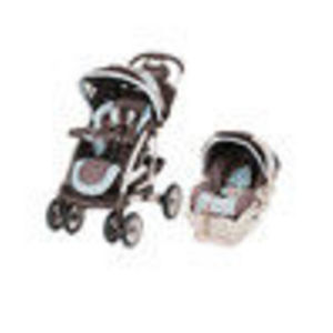 Graco Quattro Tour Deluxe - Shadow Stroller