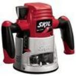 Skil 1815, 2 Hp Fixed Base Router with Site - Light