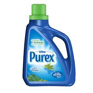 Purex Triple Action Liquid Laundry Detergent