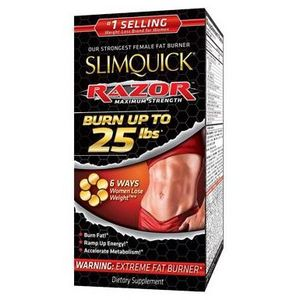 SlimQuick Razor Maximum Strength Diet Pills