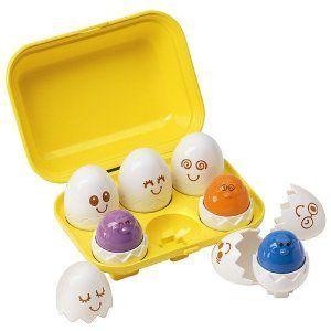 International Playthings Hide and Squeak Eggs