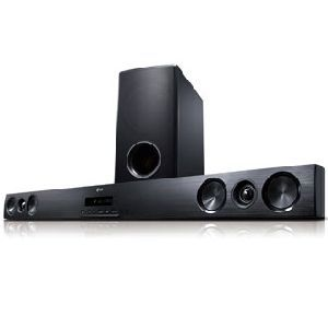 LG  2.1-Ch. Home Theater Soundbar Speaker with Wireless Subwoofer