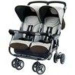 Peg Perego ARIA TWIN 60-40 Standard Stroller - Java
