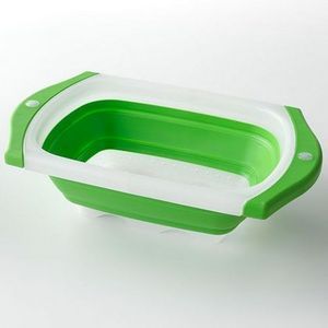 Food Network Collapsible Over-the-Sink Colander