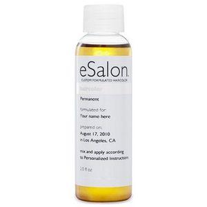 eSalon Custom Formulated Haircolor