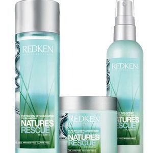 Redken Nature's Rescue Radiant Sea Spray