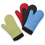 Bed Bath & Beyond Silicone Quilted Oven Mitts