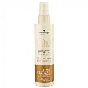 Schwarzkopf Bonacure Time Restore Q10 Satin Spray