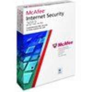 McAfee Internet Security 2012 for PC, Mac