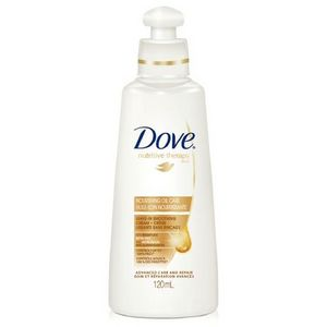 Dove Nutritive Therapy Nourishing Oil Care Leave-In Smoothing Cream