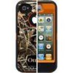 Otterbox APL2-I4SUN-H3-E4RT1 Defender Realtree Series Hybrid Case & Holster for iPhone 4 & 4S - Ret...