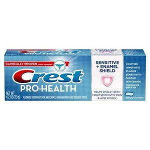 Crest Pro-Health Sensitive + Enamel Shield Toothpaste