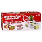 Slice-O-Matic Food Chopper and Slicer