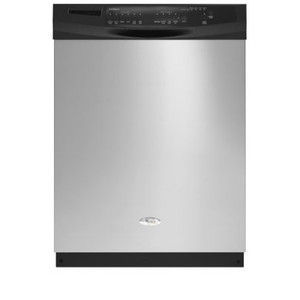 Whirlpool 24 in. Built-in Dishwasher