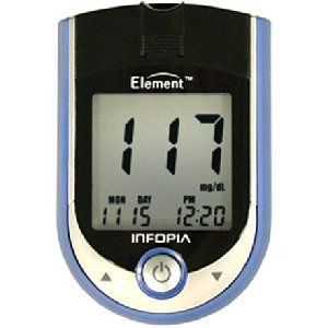 Element Autocode Blood Glucose Meter