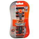 BIC Hybrid Advance Razor System for Men